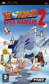 [PSP] Worms: Оpen warfare 2