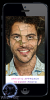 Phito Lab Pro HD: frames for pictures, face sketch