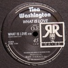 Tina Washington - What Is Love (Maxi Vinyl) 1994